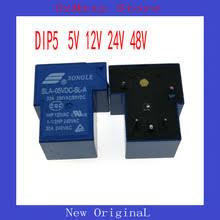 new original 10pcs sla 24vdc sl a 4pin 30a 250vac t90 24v relays