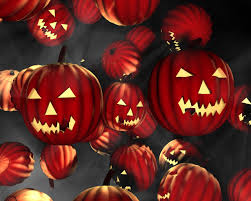 Image result for scary pumpkins