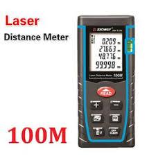 Laser Distance Meter 40M <b>60M 80M 100M</b> Rangefinder <b>Digital</b> ...