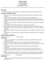 how to write perfect truck driver resume 6 template shuttle driver job cover dump truck driver job description