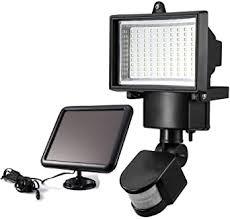 100 LED <b>Solar</b> Powered PIR Motion Sensor Security Flood Light ...
