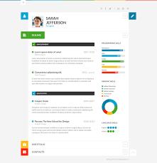 shiftcv blog resume portfolio by themerex themeforest shiftcv blog resume portfolio