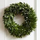 Images & Illustrations of bay wreath