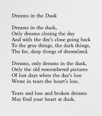 Dreams in the Dusk - Carl Sandburg | Les Paroles | Pinterest | Dreams via Relatably.com