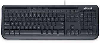 Купить <b>клавиатуру Microsoft Wired Keyboard</b> 600 по выгодной ...