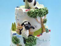 Торт, Детский торт, <b>Фигурки</b> на торт