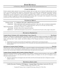 resume computer technician resume picture of computer technician resume
