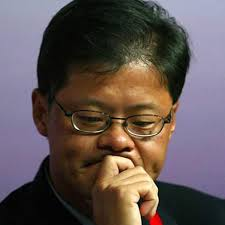 """fundador Yahoo Jerry Yang. Yahoo! is """"not for sale,"""" says the company's co-founder, director and former chief executive, Jerry Yang."""