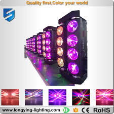 2pcslot new led spider light effects cree 8x10w rgbw beam moving head 90v 240v cheap moving heads cheap lighting effects