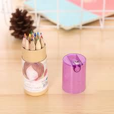 12 Colours Drawing <b>Painting Pen</b> Educational Wooden Pencil <b>Kids</b> ...