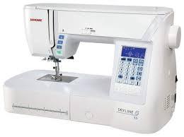 <b>Швейно</b>-<b>вышивальная машина ELNA 860</b> eXpressive, купить в ...