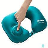 zhenxin Pillow 1pcs Portable Travel Air Cushion ... - Amazon.com