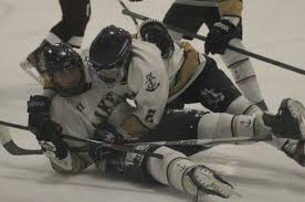 skaneateles girls hockey captures section championship lakers skaneateles girls hockey