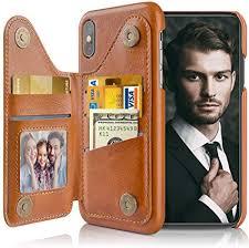 LOHASIC for iPhone Xs Wallet Case, iPhone X Case ... - Amazon.com