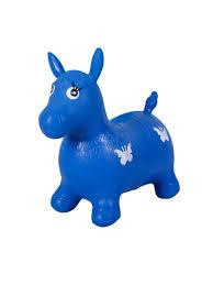 Детская надувная <b>игрушка прыгун</b> Лошадка Bubbletop 13723487 ...