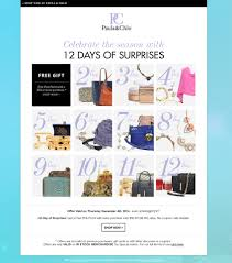12 days of christmas landing page ideas design edit studio 12 days of christmas surprises