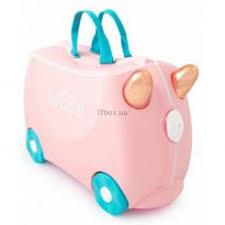 Чемодан <b>Trunki Flossi Flamingo</b> (0353-GB01) Купить в ITbox.ua ...