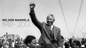 A hero and a transformational leader, Nelson Mandela, is dead
