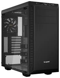 Компьютерный <b>корпус be quiet</b>! <b>Pure</b> Base 600 Window Black ...