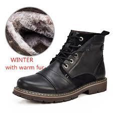 <b>SERENE</b> Brand <b>Men</b> Winter <b>Boots</b> Size 35~45 Warmest Genuine ...