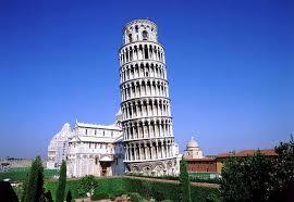 wonders of the world in urdu   oblique tower of pisa