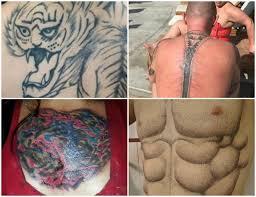 Это провал: 30 самых нелепых <b>татуировок</b>, которые только ...