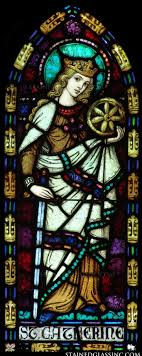 best ideas about roue sainte catherine roue de the st catherine religious stained glass window