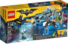 <b>Конструктор Lego BATMAN MOVIE</b> Ледяная aтака мистера ...