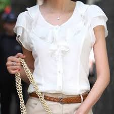 76 Best Blouses & Shirts images | Shirt blouses, Clothes for women ...