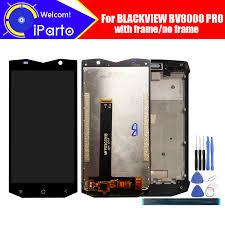 Günstige Kaufen 5.0 Inch <b>BLACKVIEW BV8000 PRO</b> Lcd scherm + ...