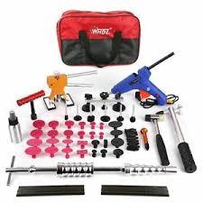 Dent <b>tools</b> Dent Puller Lifter Paintless Repair <b>Kit</b> Hail Removal Slide ...