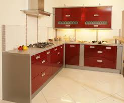 Modular Kitchen In Small Space Small Indian Kitchen Design Winda 7 Furniture