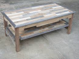 diy pallet coffee table plans build pallet furniture plans