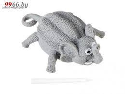 <b>Шар надувной Bondibon Чудики</b> Летящие Животные Слон ВВ2487