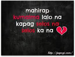 Papogi a collections of Tagalog Love Quotes Online | Sad Tagalog ... via Relatably.com