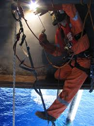 rope access welding welding structural members pipework mmaw is also highly portable only requiring the positive leed and welding rods which reduces set up time in