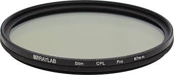 <b>Фильтр</b> поляризационный <b>RayLab CPL Slim</b> Pro 67mm купить в ...