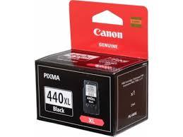 Купить картридж для принтера <b>Canon PG-440XL Черный</b> ...