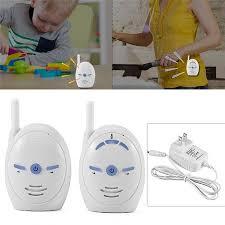 <b>Wireless</b> Digital <b>Baby</b> Monitor,2.4GHz <b>Digital Audio Baby</b> Monitor ...