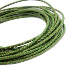 <b>AaaZee</b> 5 Yards 3mm Leather Bolo Cord for Necklace Bracelet ...