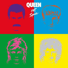 <b>Hot Space</b> (Studio Collection)