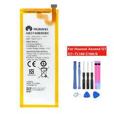 Battery <b>HB3748B8EBC</b> For Huawei Ascend G7 G7-TL100 C199/S ...