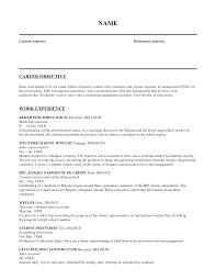 resume objective for it job  seangarrette coresume
