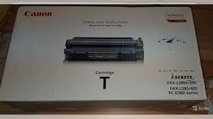 <b>Картридж Canon</b> Cartridge <b>T</b> новый купить в Республике Коми на ...