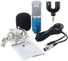 Techtest <b>Studio</b> Mic <b>BM</b>-<b>800</b> Microphone <b>Professional</b> Condenser ...