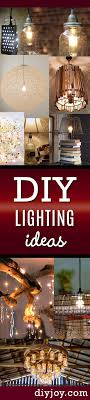 1000 ideas about diy light on pinterest diy lamps marquee letters and diy light box adore diy hanging mason