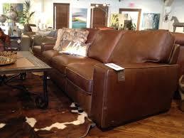 leather houston living room