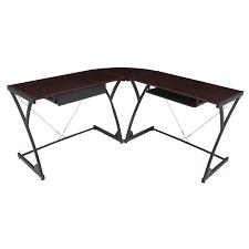 regency seating modern wood computer l shaped desk shaped wood desks home