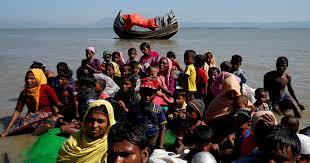 Bangladesh under 'no obligation' to take stranded Rohingya: FM ...
