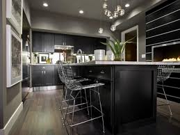 donna kitchen outdoor xjpgrendhgtvcom  trendy gray rooms gray contemporary kitchen with island